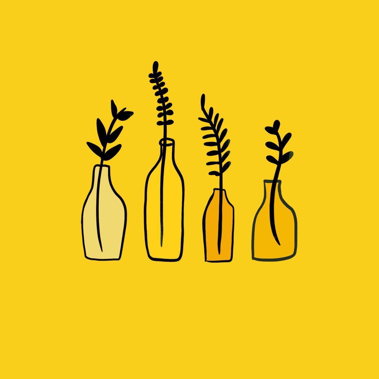 illustration minimaliste