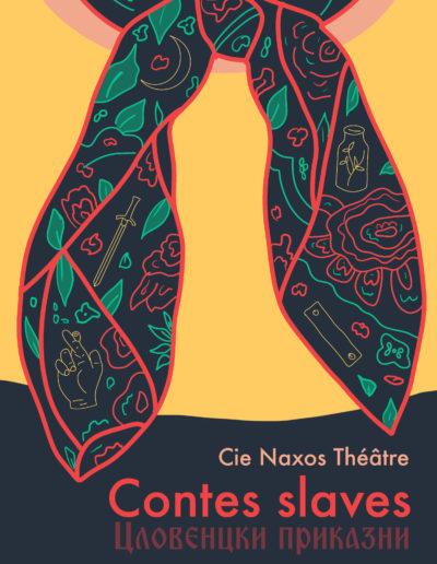 Naxos théâtre - contes salves